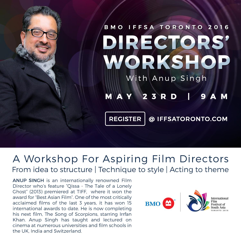 Director's Workshop