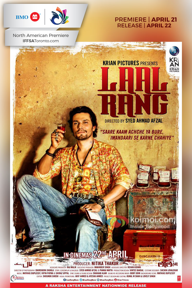 LaaL Rang Screening at IFFSA Toronto