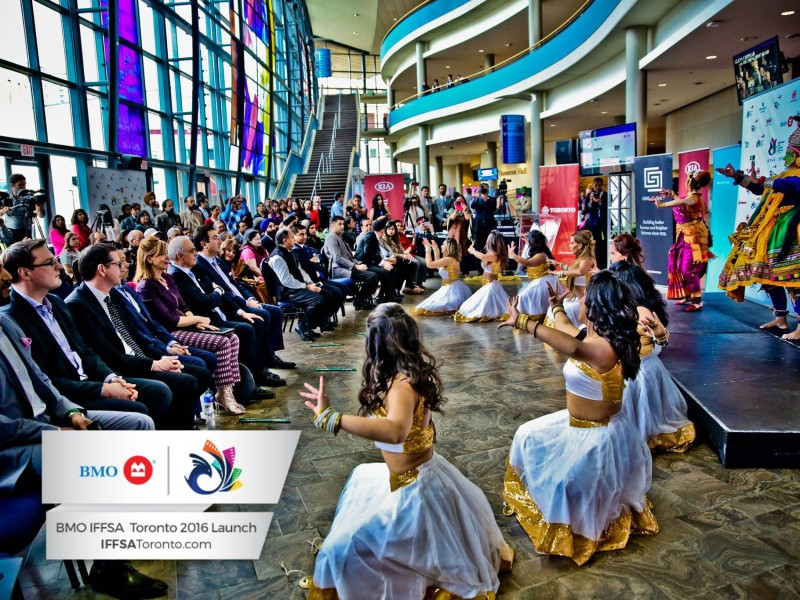 BMO IFFSA Toronto 2016 launches with a bang!