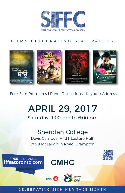 SIKH INT'L FILM FEST CANADA [SIFFC]