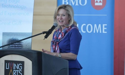 BMO Signs Long-term Partnership with IFFSA Toronto