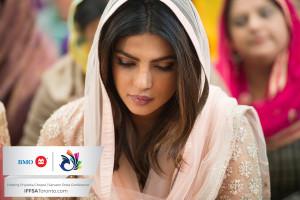 International star Priyanka Chopra mesmerizes fans at BMO IFFSA Toronto