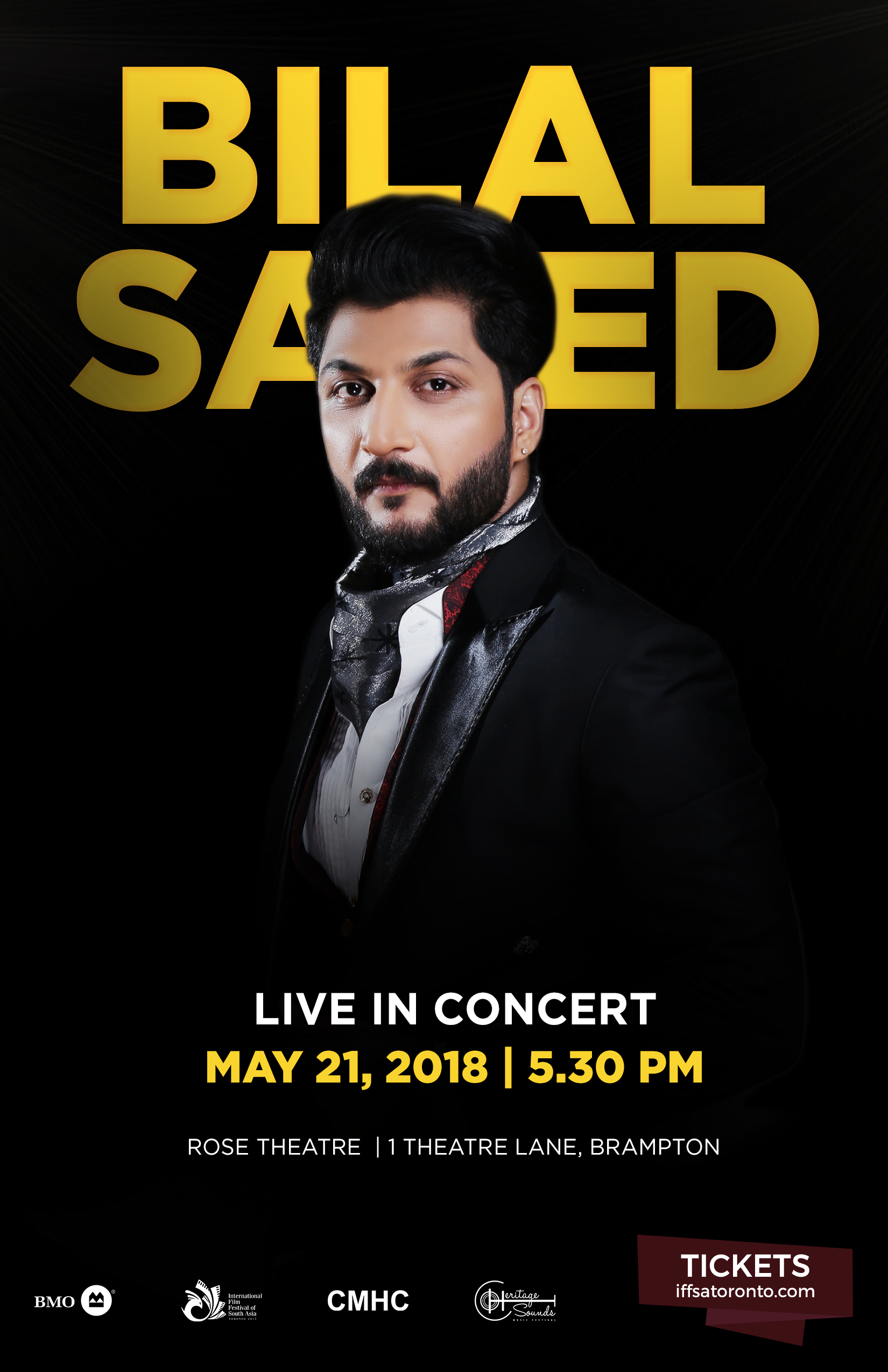 2018 SOUNDS OF SOUTH ASIA CONCERT