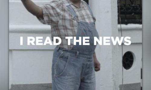 I Read The News