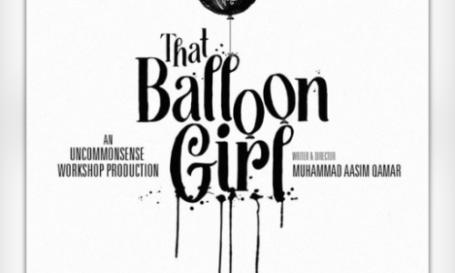 That Balloon Girl