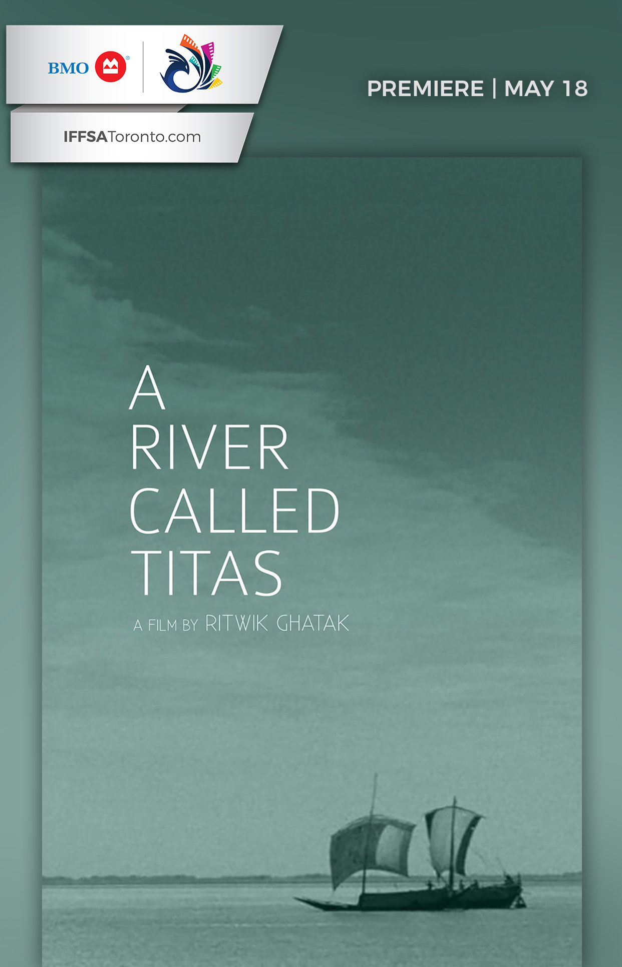 A RIVER CALLED TITAS-POSTER