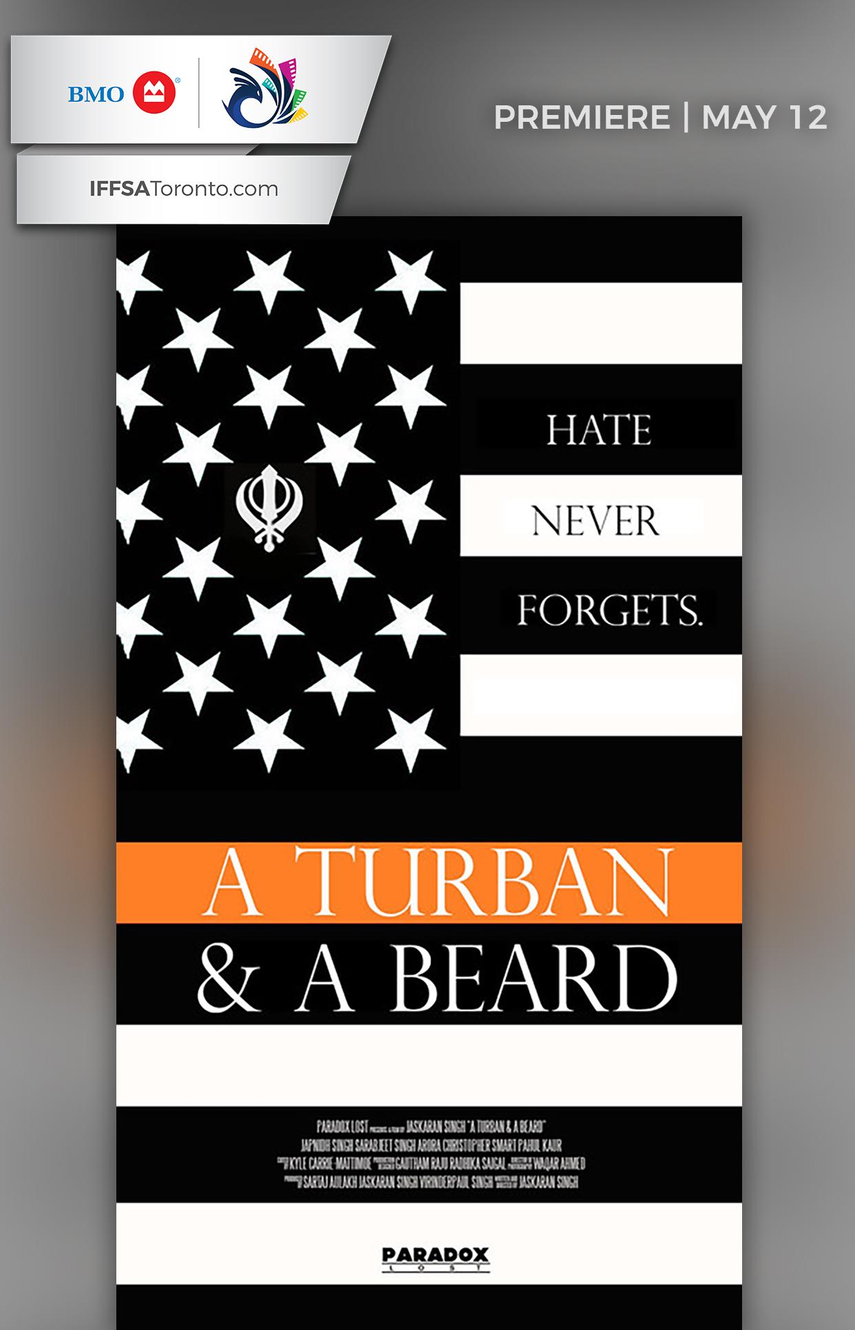 A Turban & A Beard-poster 1