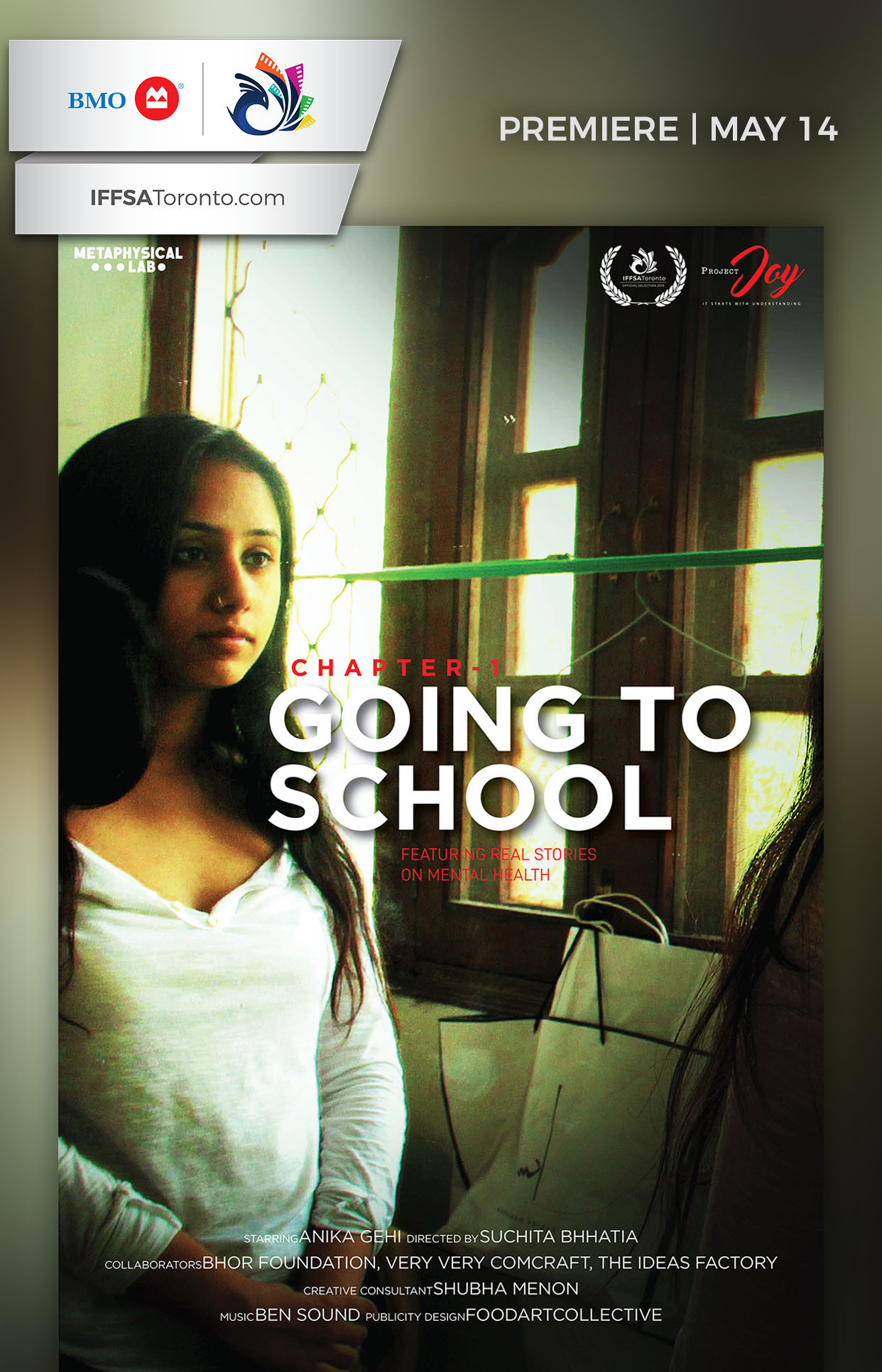 Anika's Story- Going To School