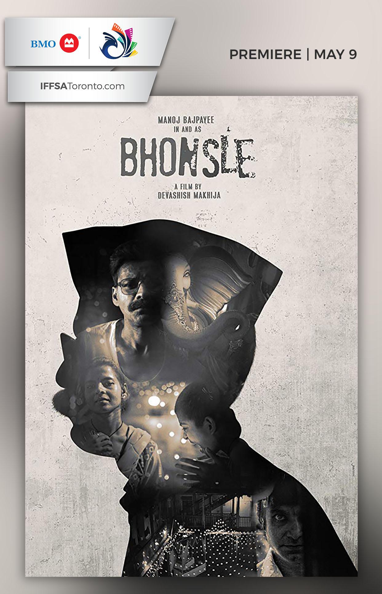 Bhonsle Poster