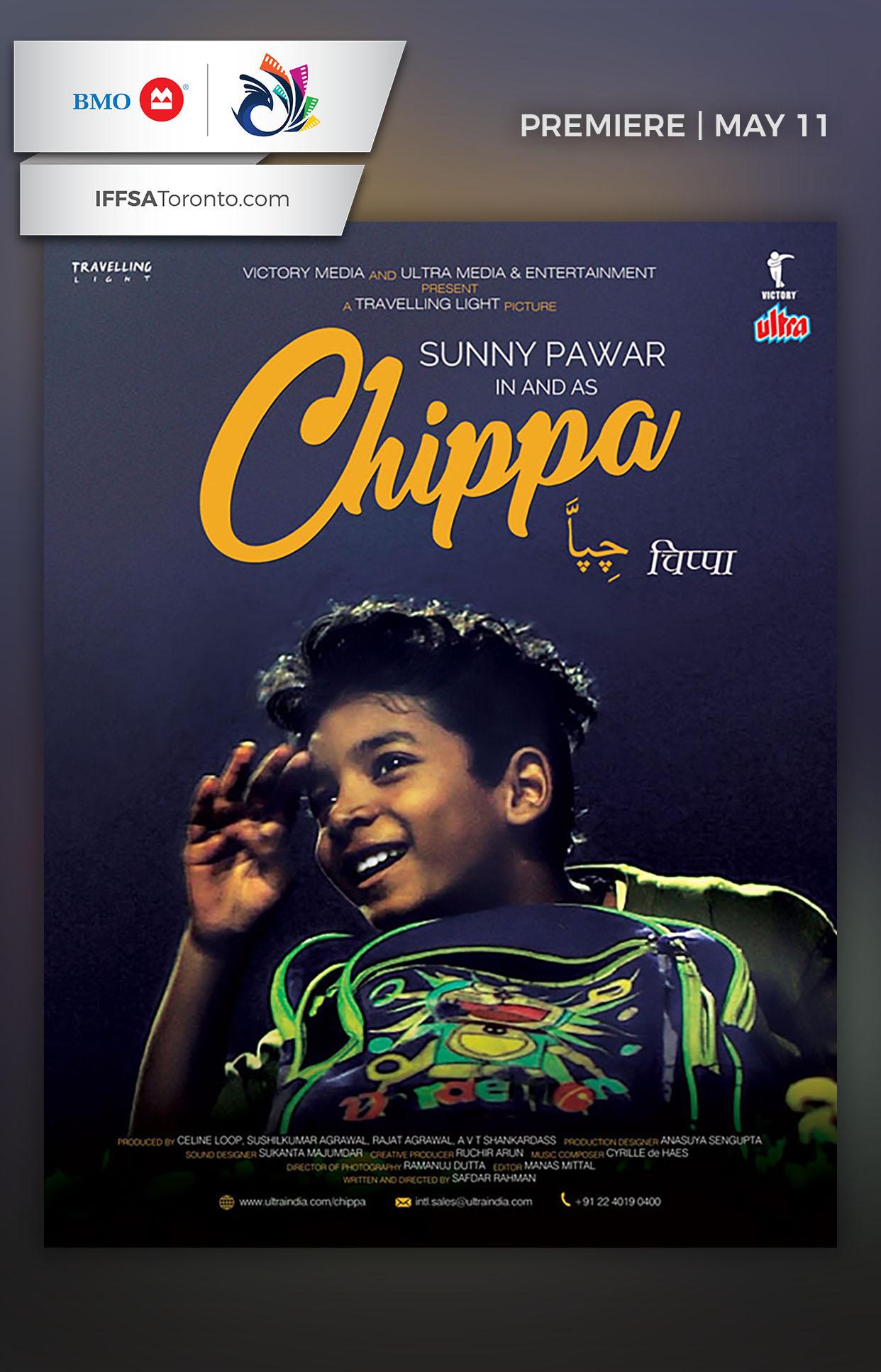 Chippa Poster