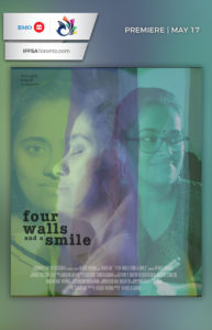 Four Walls And A Smile-poster