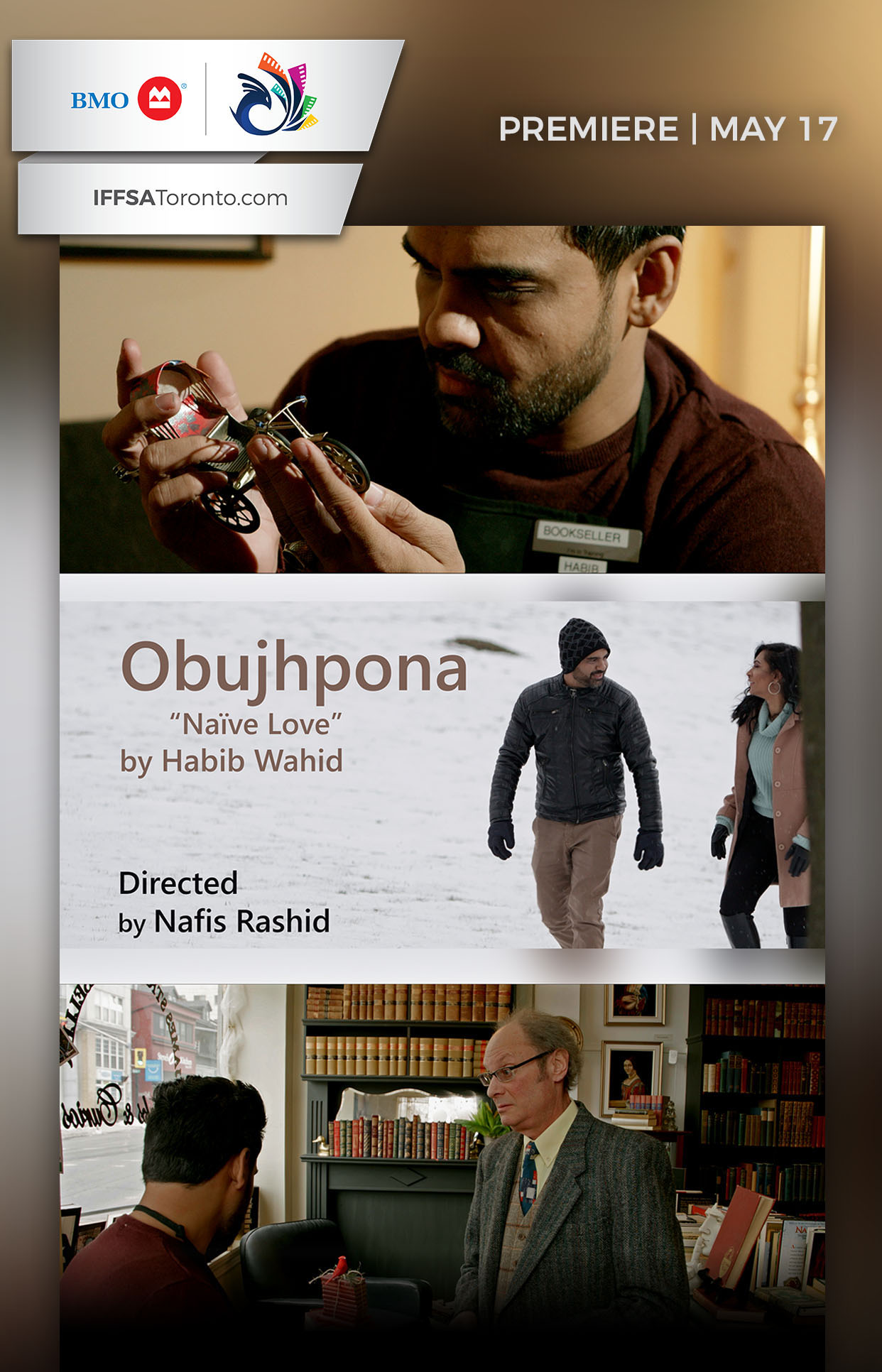 Habib Wahid - Obujhpona