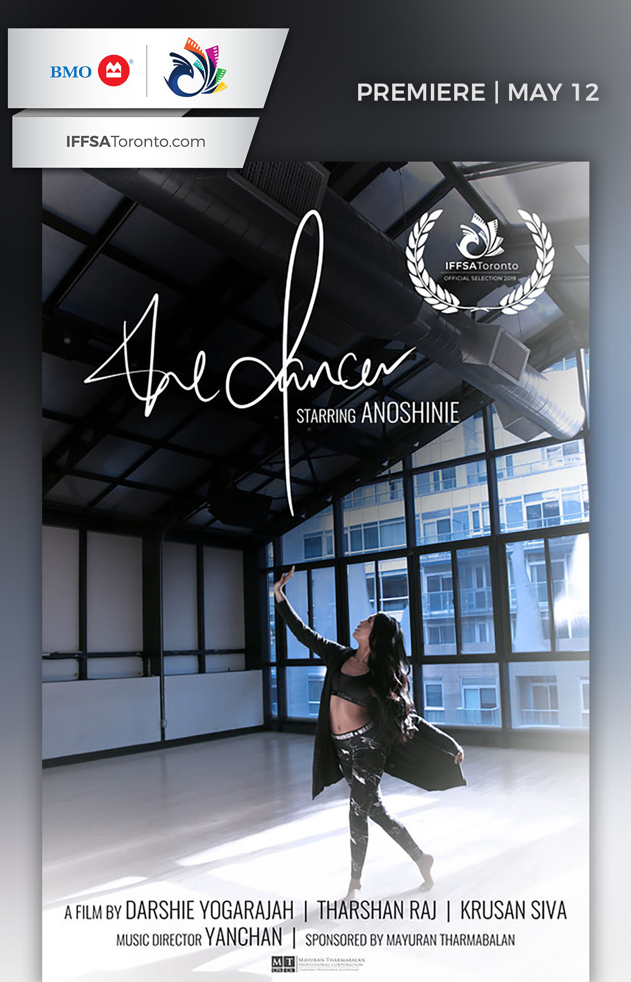 The Dancer Poster