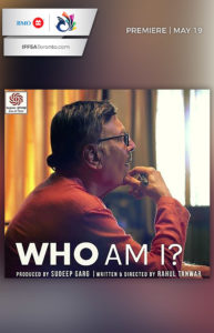 WHo am I-poster