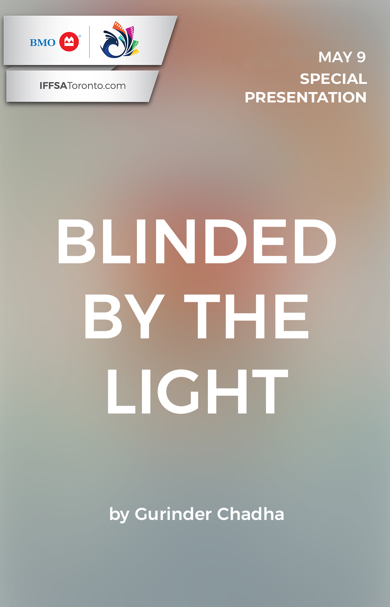 Blinded by the Light Poster Special Presentation