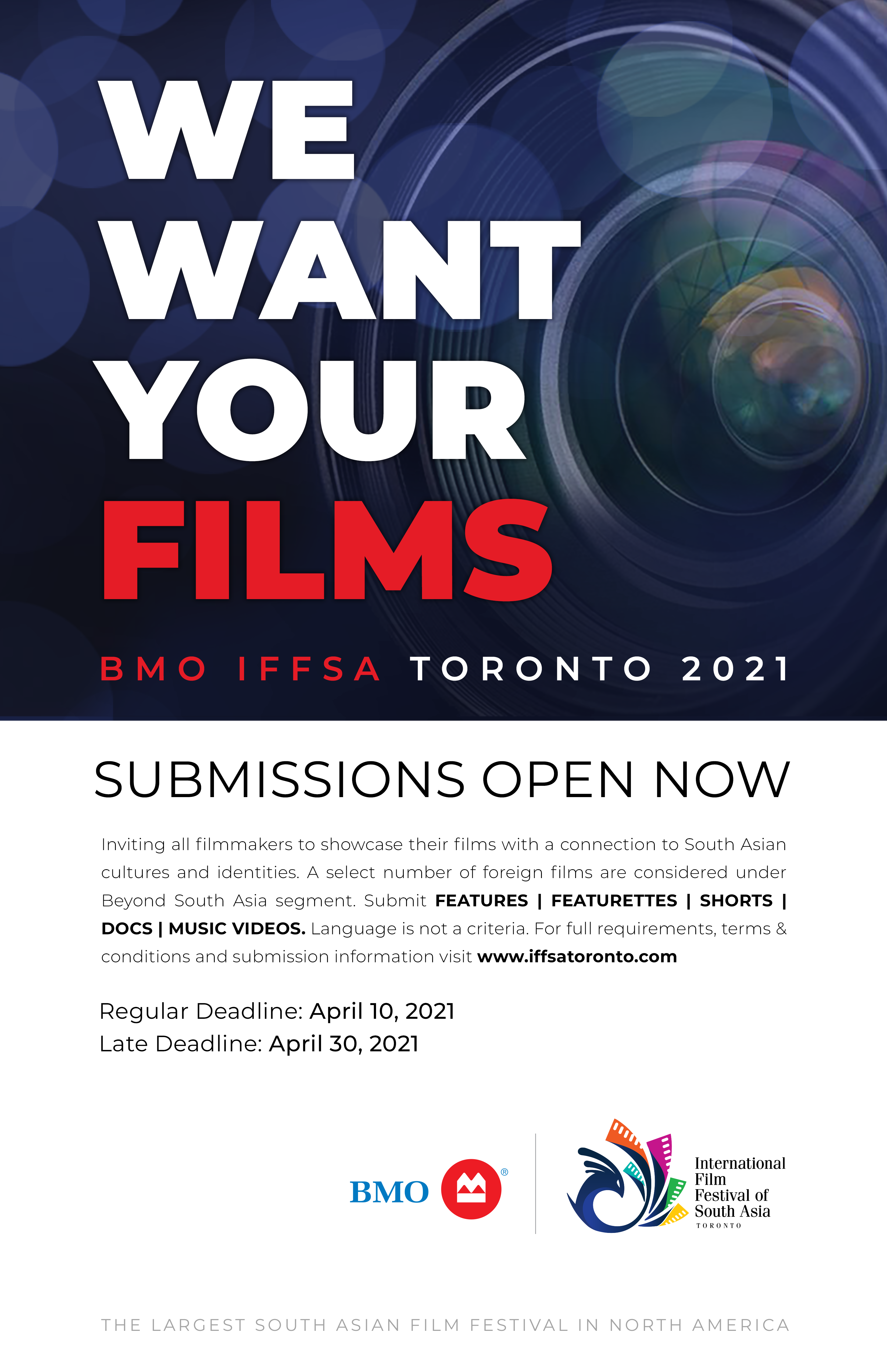2021 FILM SUBMISSIONS